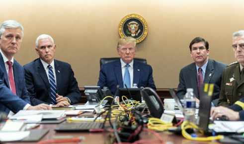 Trump Cloaked Baghdadi Raid in Secrecy for Fear of Leaks