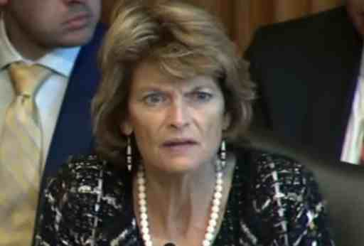 Murkowski Joins Committee in Addressing Tribal Workforces