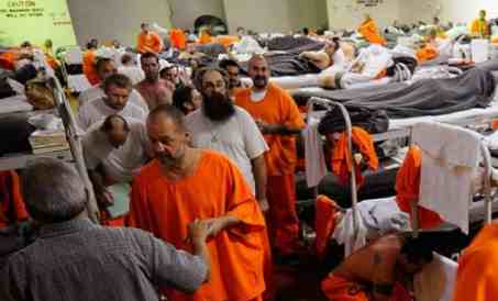 ACLU Analyzes Alarming Prison Overcrowding Records from Alaska Department of Corrections