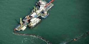 Dredging vessel acquired by Ahtna. Image-AHTNA