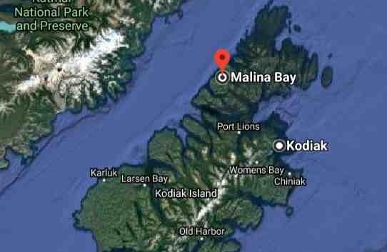 Coast Guard Looking for Information on Overturned Vessel in Malina Bay