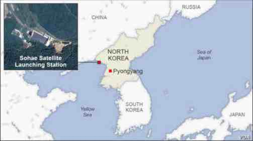 North Korea Reports 'Very Important Test' at Rocket Launch Site
