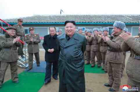 North Korea Berates US for Criticizing its Ballistic Missile Program