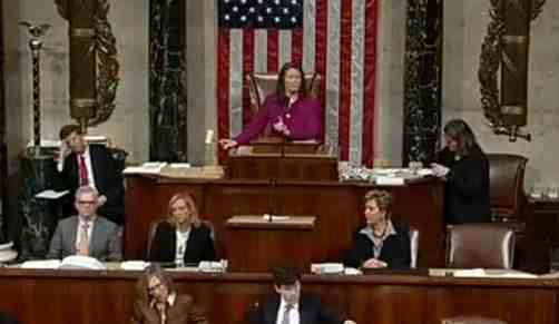 US House Impeaches President Trump