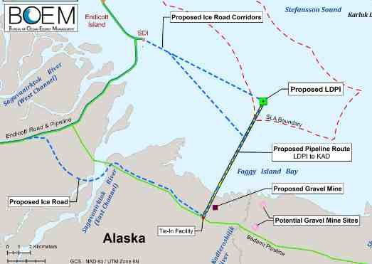 Trump Administration Permits Oil Company to Harm Alaska's Endangered Whales, Ice Seals