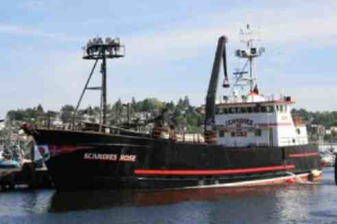 Coast Guard Concludes Public Hearing for Loss of F/V Scandies Rose
