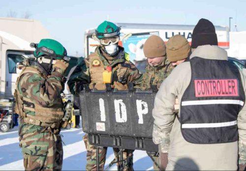 Alaska Army Guard Medic Participates in Arctic Eagle 2020