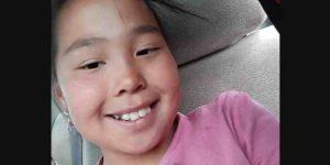 10-year-old Ida Aguchak. Image-FB Profiles