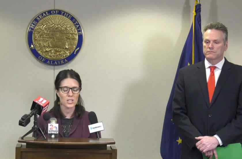 Senators Begich and Kiehl Condemn the Administration Playing Politics With COVID-19 Outbreak, Alaskans' Health