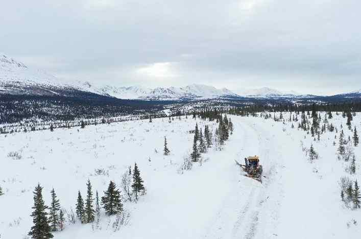 Denali Highway Closed to Through Traffic