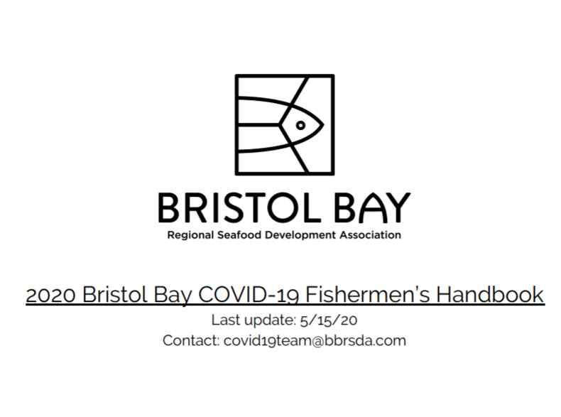 BBRSDA Issues its Own COVID-19 Fishermen's Handbook