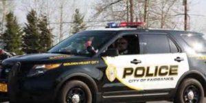 Fairbanks Police patrol vehicle. Image-FPD