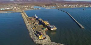 Port of Nome. Image-Corps of Engineers