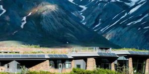 Eielson Visitors Center in the Denali National Park. Image-NPS