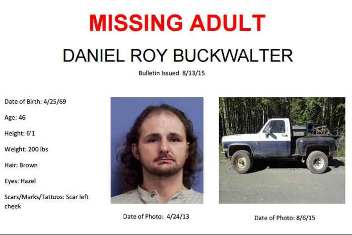 Investigators Solve the Mystery of Missing Daniel Buckwalter, Suspect in Jail