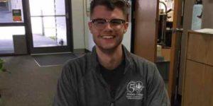 Luke Bunting, former substitute teacher at Kodiak's high school. Image-FB profiles