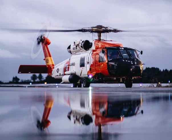 Senator Stedman Thanks U.S. Coast Guard for 230 Years of Service