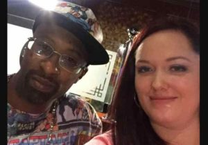 The victims in the Christmas Eve Mountain View murders, Christopher and Danielle Brooks.