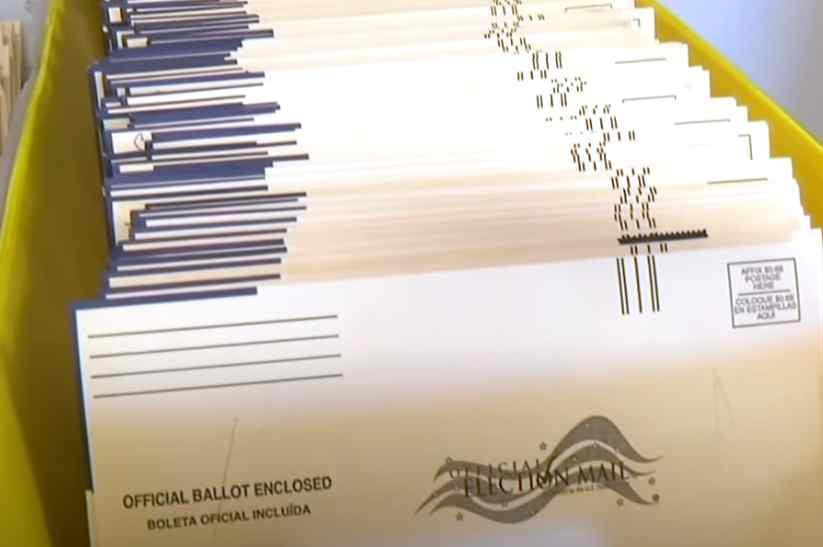 Outrage After Postal Service Misses Court-Ordered Election Day Deadline