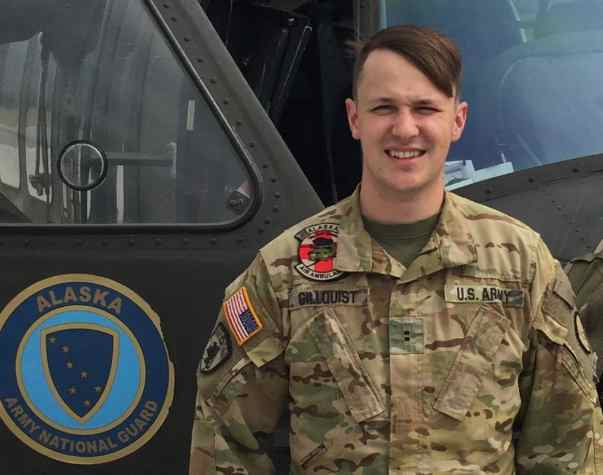Alaska Army Guard Aviator Performs First Real-world Rescue Mission Over Drill Weekend