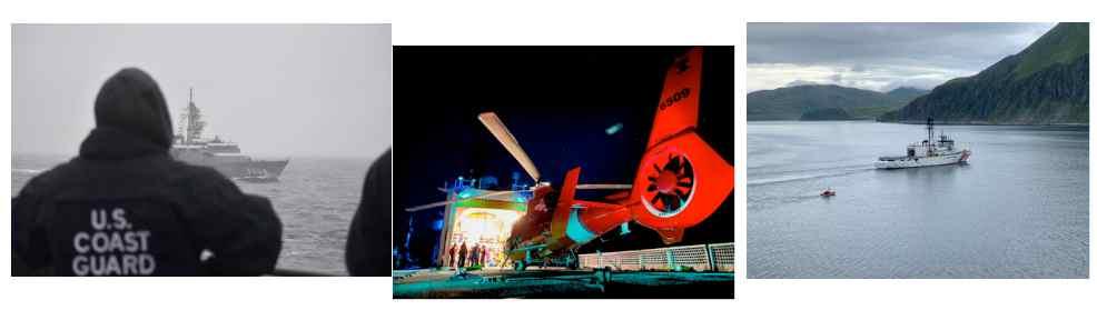 Coast Guard Cutter Alex Haley returns to homeport
