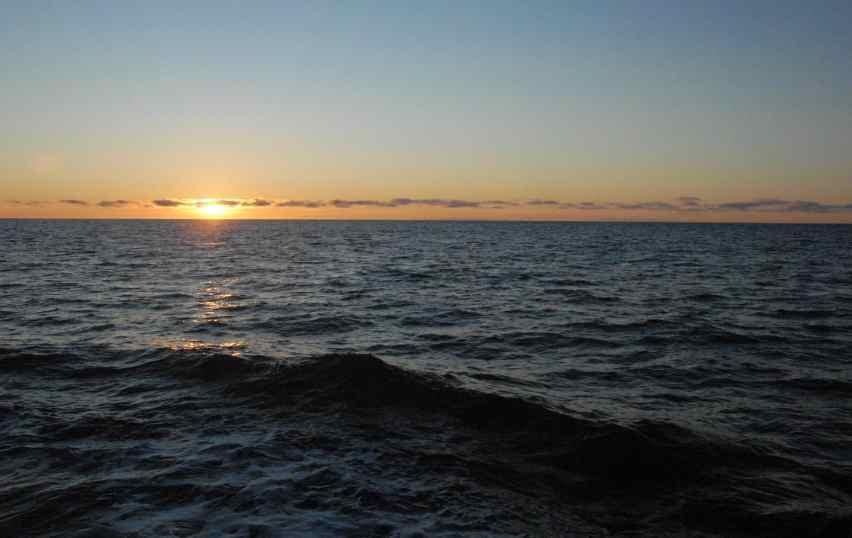 Late-Season Arctic Research Cruise Reveals Warm Ocean Temperatures, Active Ecosystem