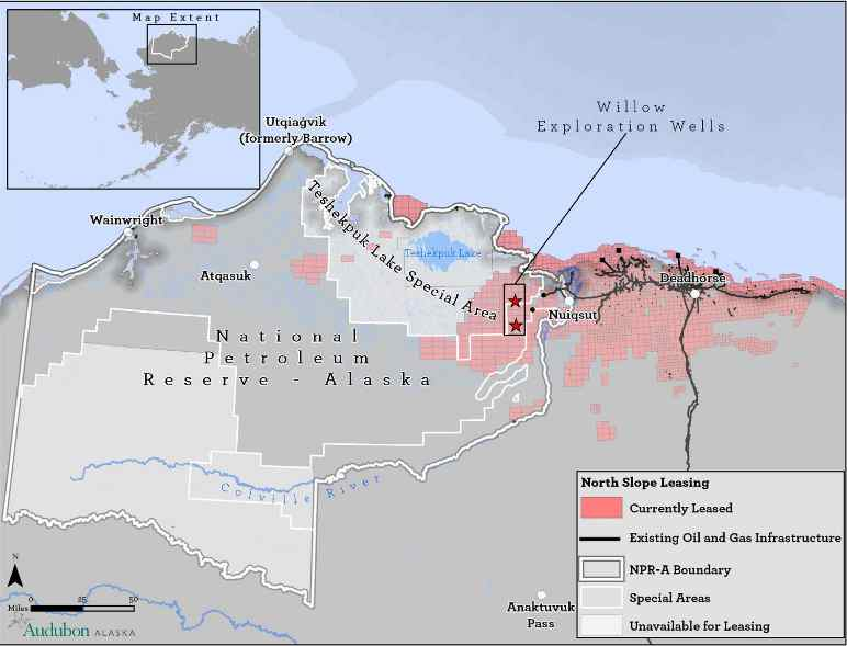 Lawsuit Challenges Large Fossil Fuel Project Proposed in Alaska's Arctic