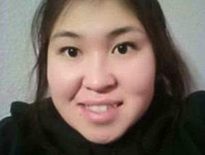 Arnoldine Simone Hill of Hooper Bay is the subject of the Parks Highway Homicide investigation. Image-State of Alaska