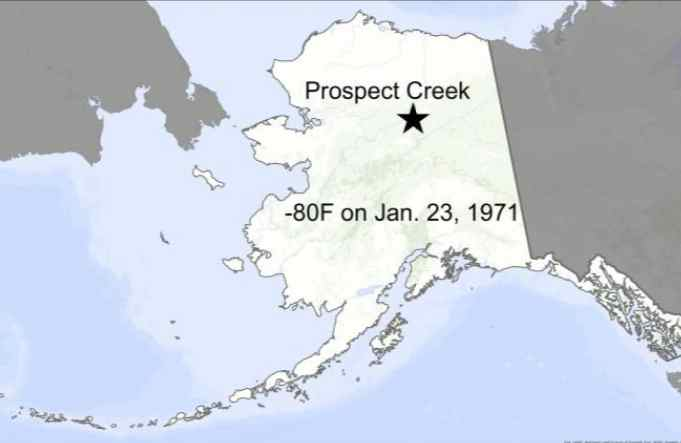 Alaska's All-Time Cold Record turns 50