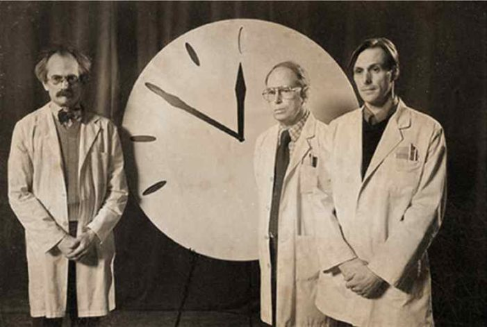 '100 Seconds to Midnight': Doomsday Clock Reveals Humanity Closer Than Ever to the Apocalypse