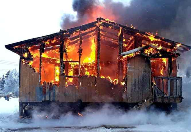 Multi-agency Effort Helps Tuluksak Address Washeteria Fire Issues