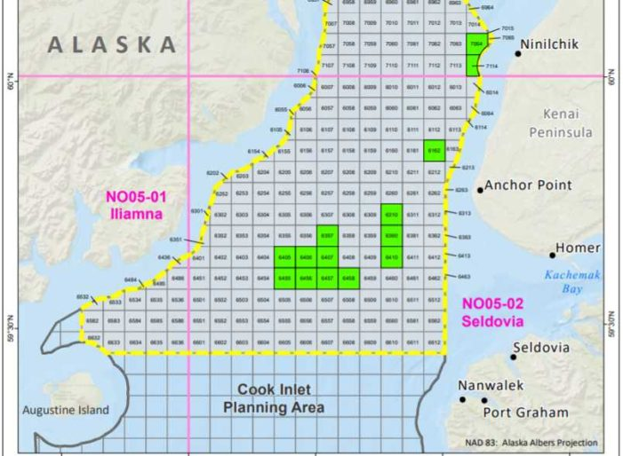 Inletkeeper Applauds Halt to Cook Inlet Oil & Gas Lease Sale Process