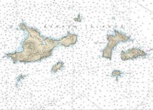 The  Barren Islands in the Gulf of Alaska