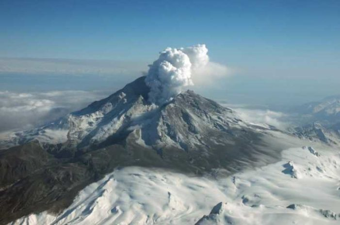 Study of Redoubt and other volcanoes improves unrest detection