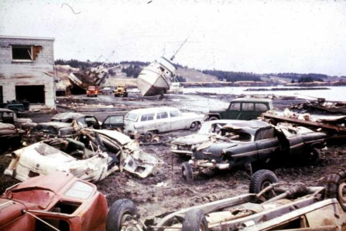Tsunami awareness a priority nearly 60 years after last major Alaska event