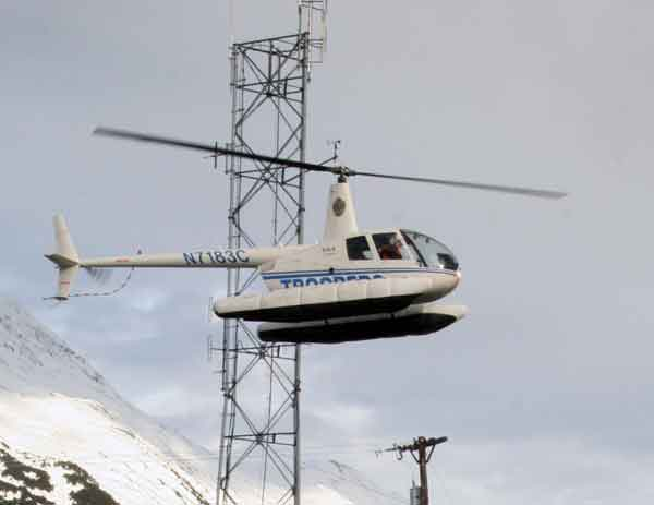 AST chopper, HELO-3. Image-AST file photo
