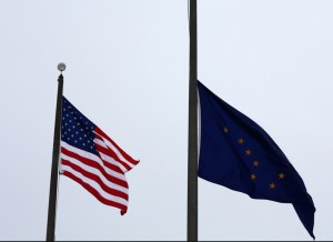 Flags will fly at half mast starting on Friday until Sunday by order of Governor Parnell in honor of the two fallen Alaska State Troopers.
