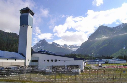 Spring Creek Prison outside of Seward. Image-ADOC