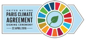 Paris Climate Agreement Logo