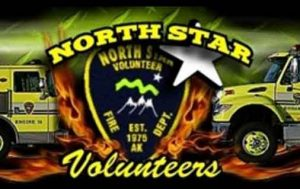 North Star Volunteer Fire Department logo