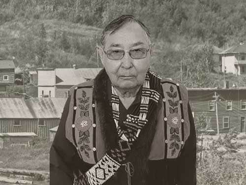 Ahtna People Mourn the Loss of Ahtna's First President and Elder Robert Marshall
