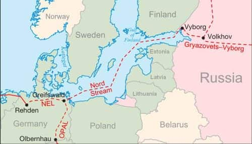 US Officials Issue Sanctions Warnings to Europe Over Russian Gas