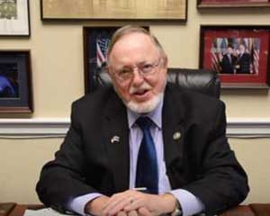 Alaska's Representative to US Congress, Rep. Don Young. Image-Office of Representative Young