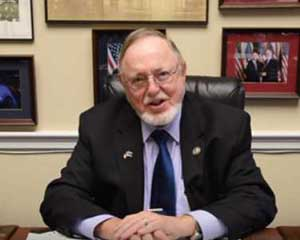 Alaska's Representative to US Congress, Rep. Don Young. Image-Office of Representative Young