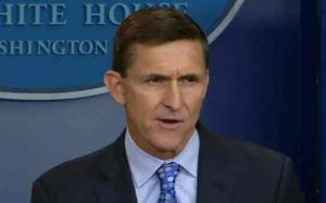 Trump's national security advisor resigns amid furor. Image-Internet video screengrab