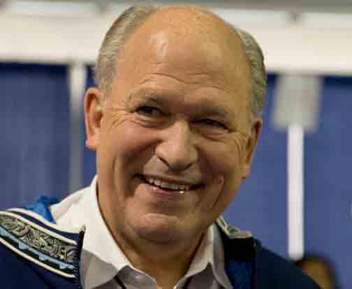 Governor Walker at AFN. Image-State of Alaska