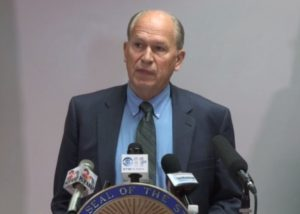 Alaska's Governor Bill Walker. Image-State of Alaska
