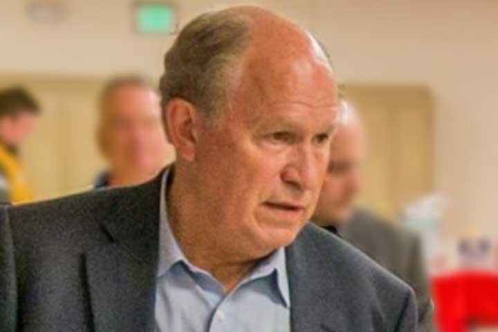 Alaska's Governor Bill Walker