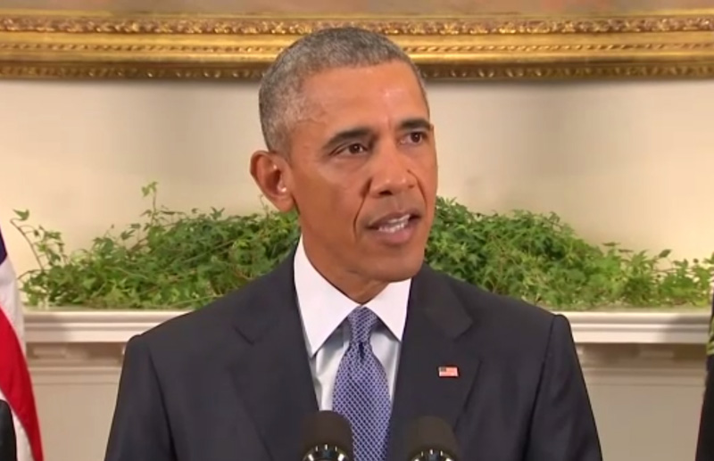President Obama announced on Thursday that he will slow down the troop withdrawal from Afghanistan.