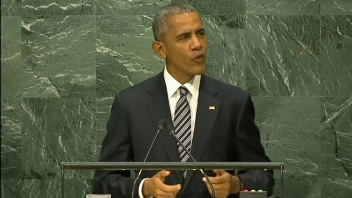 Obama Gives Sobering View of World Politics in Final UN Address